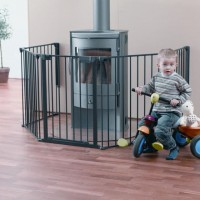 Дитячі бар'єри безпеки