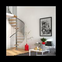 Хотите красивую надёжную лестницу за 1 день?
