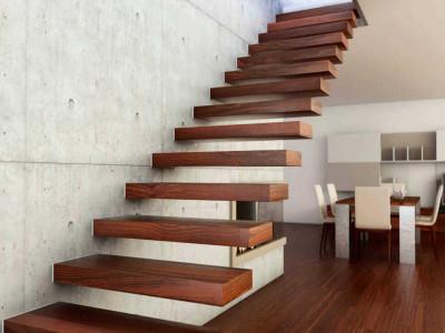 Дизайн сходів в квартирі