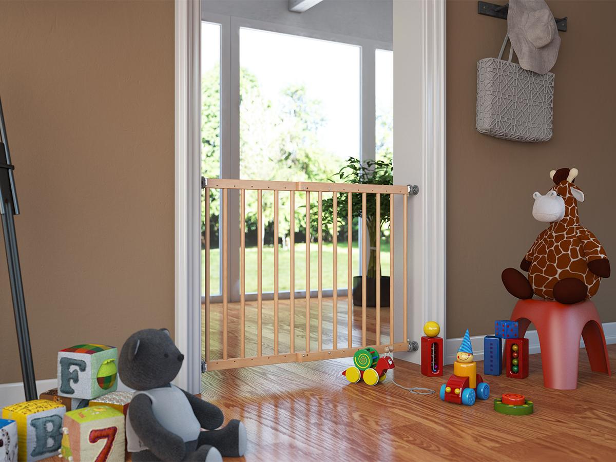 Ограждения для лестниц - безопасная среда для ребенка!