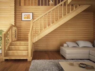 Основні елементи сходів