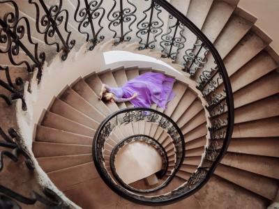 Винтовая или спиральная лестница - какой вариант выбрать?