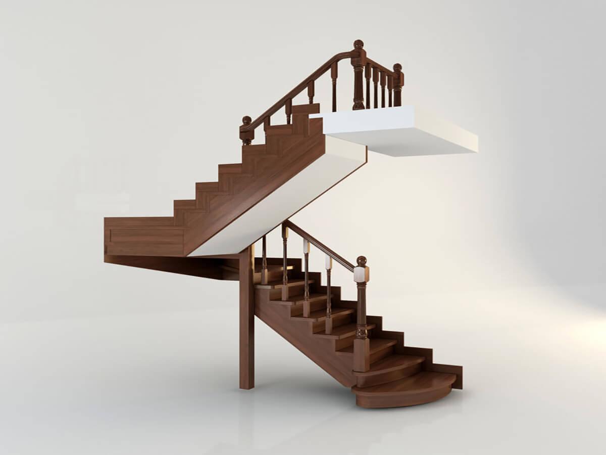 Лестница под заказ: плюсы и минусы