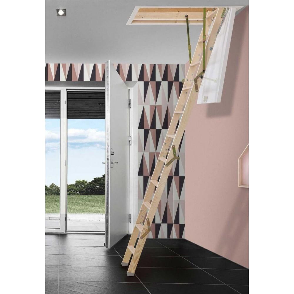 Чердачная лестница DOLLE CF36 mini