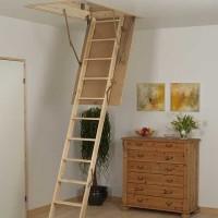 Горищні сходи DOLLE Euroiso