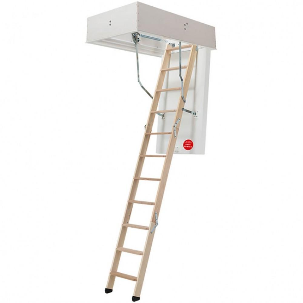 Фото Утеплённая чердачная лестница DOLLE CF76