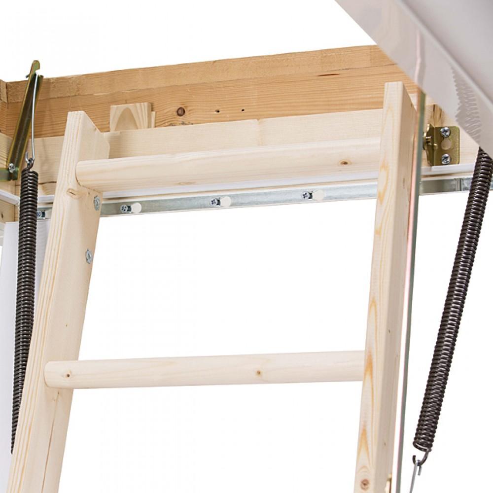 Фото Чердачные лестницы модель DOLLE CF36