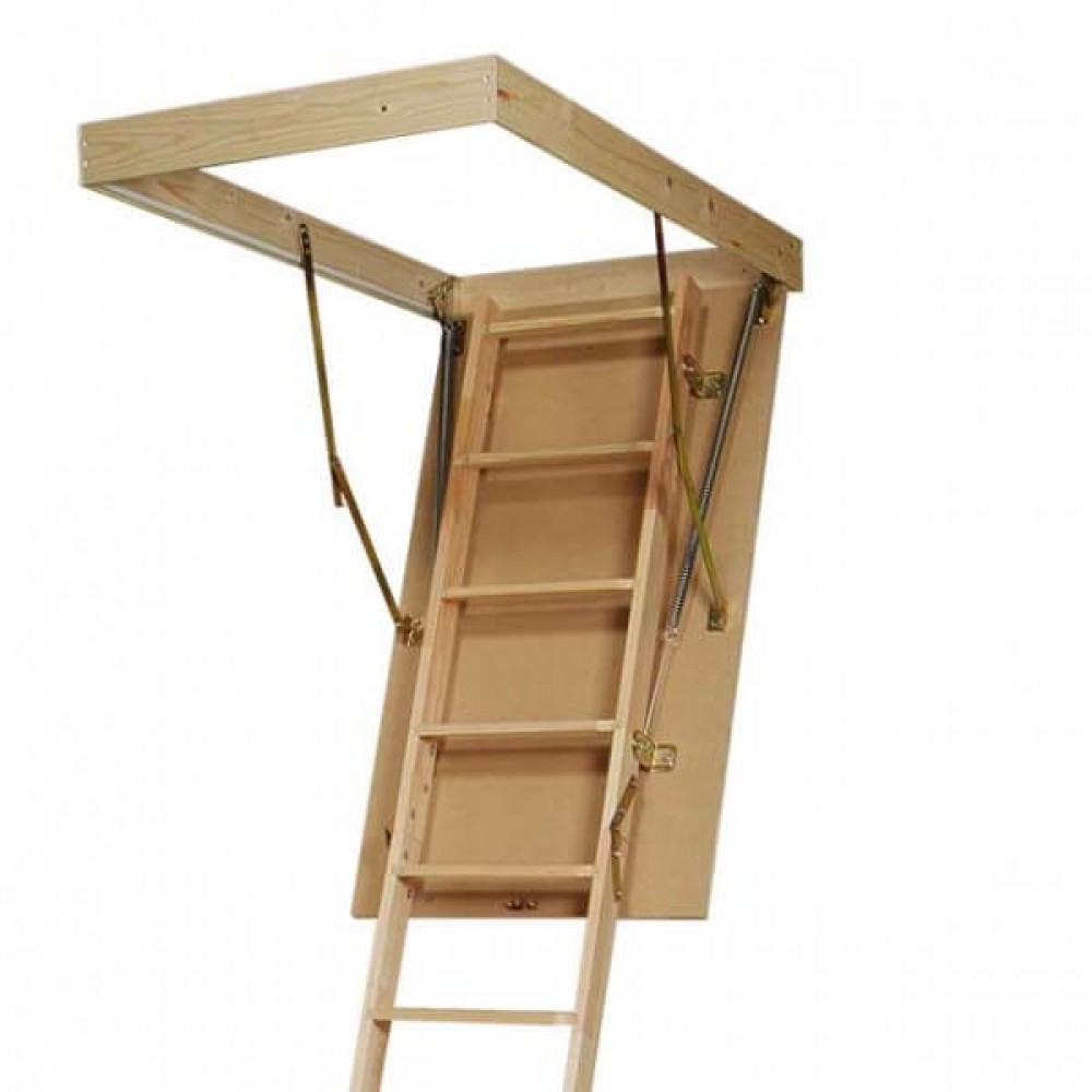 Чердачная лестница DOLLE Euroiso