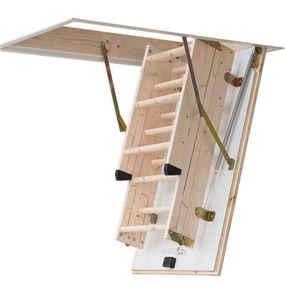 Фото Чердачная лестница для дома модель DOLLE SW36