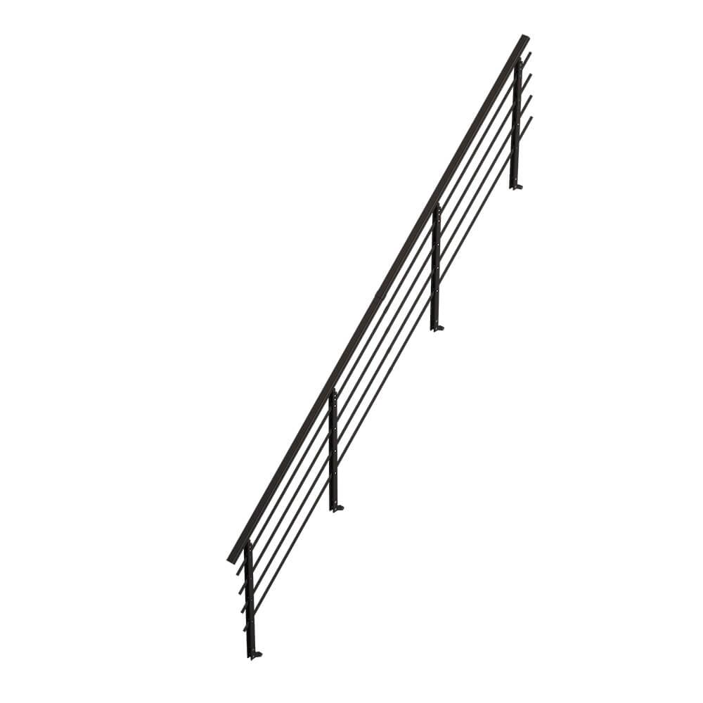 Фото Модульная лестница, балюстрада DOLLE Alaska