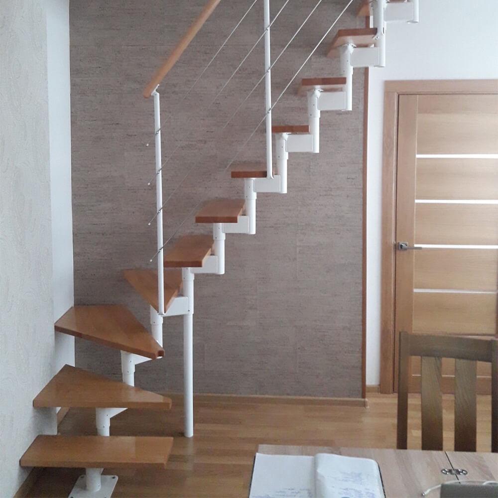 Фото Модульные лестницы на второй этаж