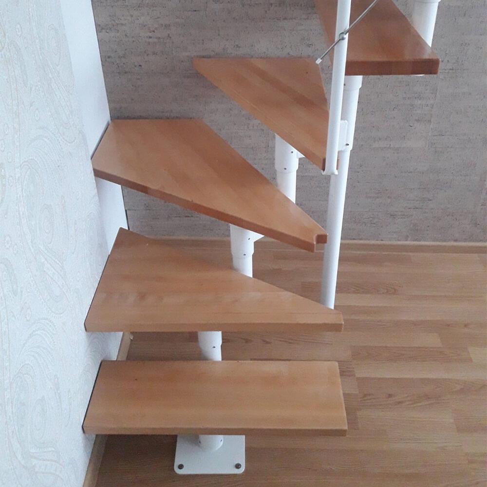 Фото Лестницы с поворотом DOLLE Boston