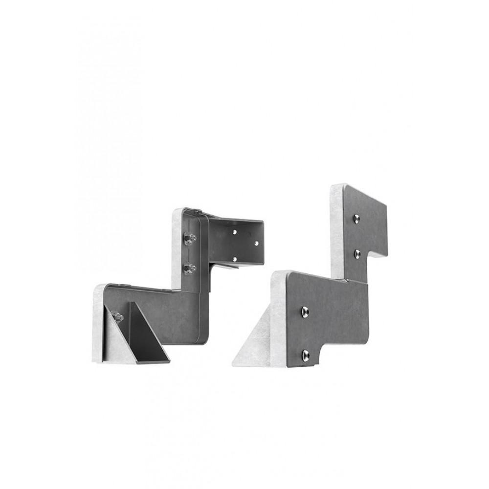 Фото Модульные лестницы из металла ТМ DOLLE модель GARDENTOP Сталь