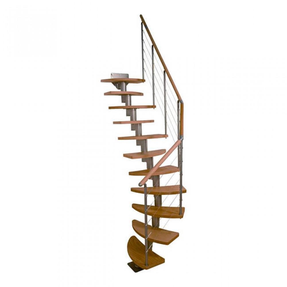 """Фото Лестница """"утиный шаг"""" DOLLE Rome"""