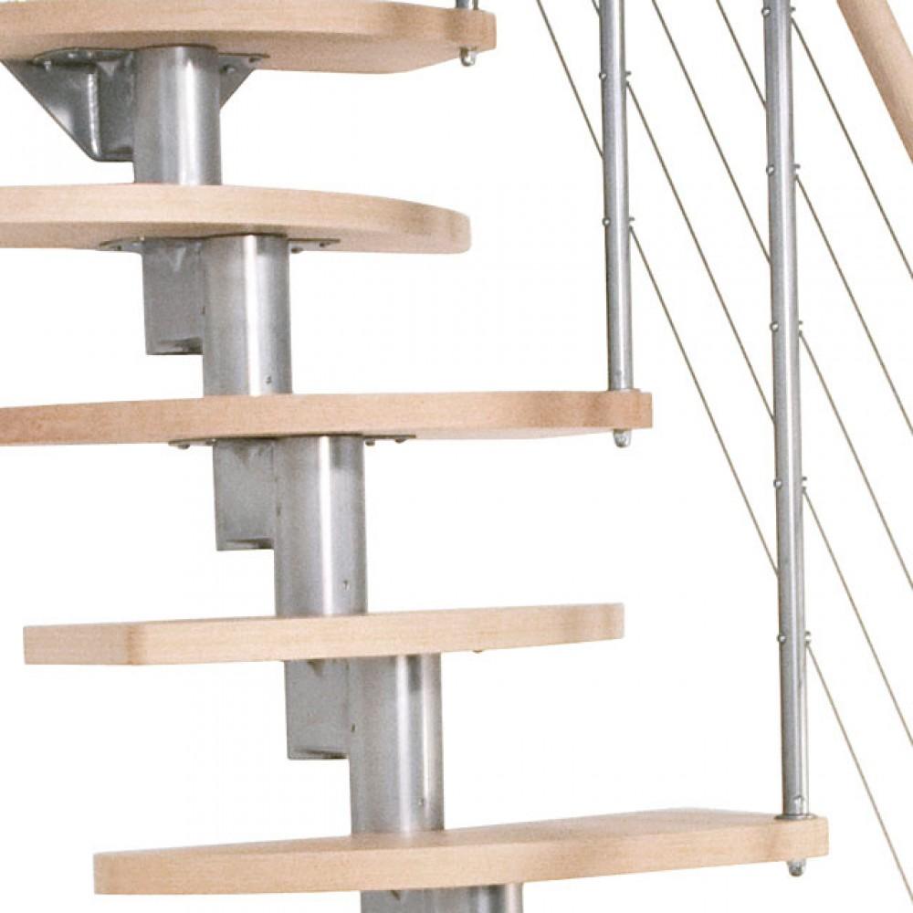 Фото Модульная лестница утиный шаг DOLLE