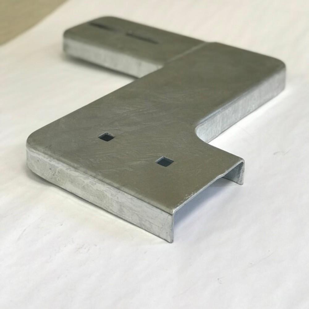 Фото Модульні металеві сходи DOLLE для вулиці
