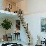 Модульная лестница DOLLE Graz Серый