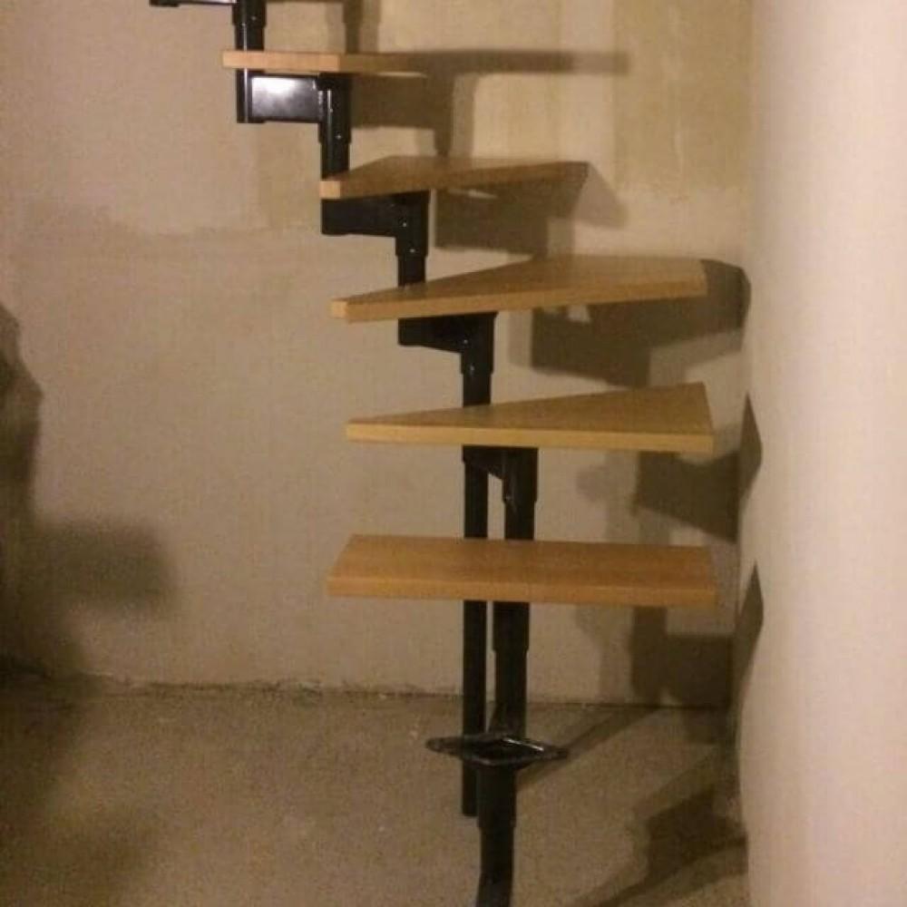 Фото Лестницы для дачи DOLLE Boston