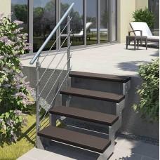 Модульная лестница DOLLE GARDENTOP Сталь/Trimax Бронза
