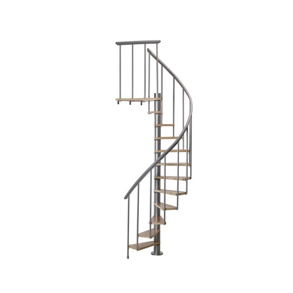 Малогабаритні гвинтові сходи від DOLLE