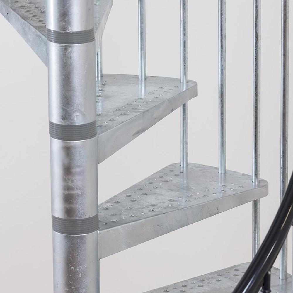 Винтовая металлическая лестница от DOLLE