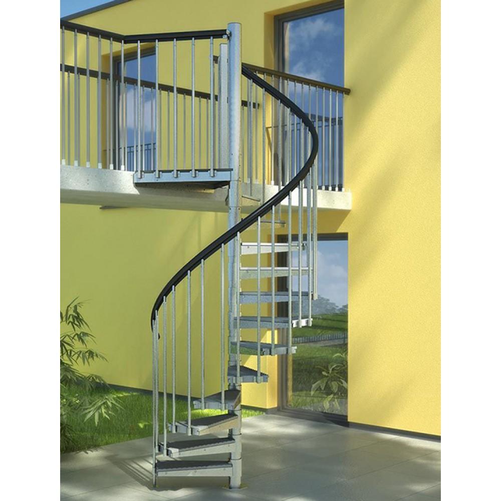 Винтовая лестница DOLLE Gardenspin Trimax