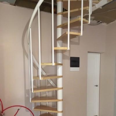 фото Винтовая лестница от ТМ DOLLE