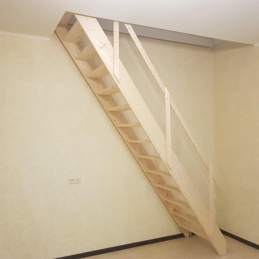 Фото Маршевые деревянные лестницы DOLLE Madrid