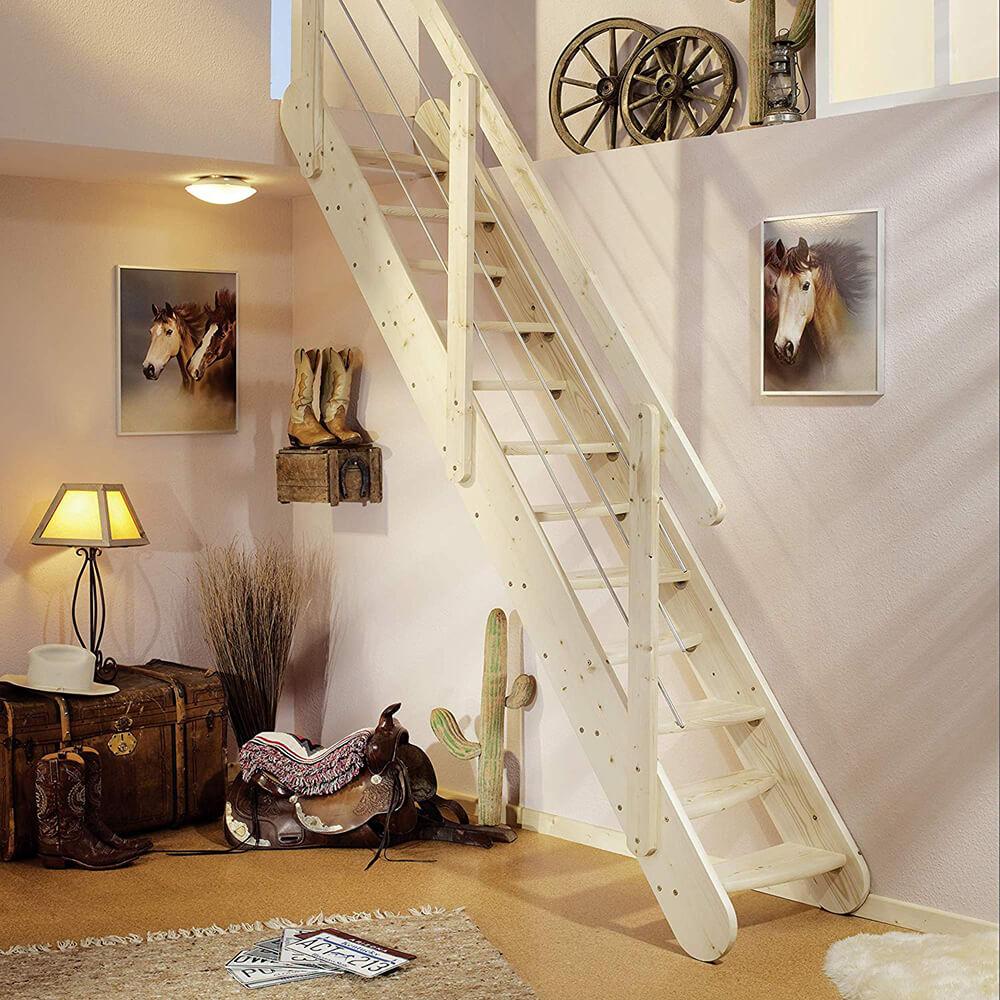 Деревянная лестница DOLLE Bern