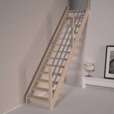 Деревянная лестница DOLLE Savoie C