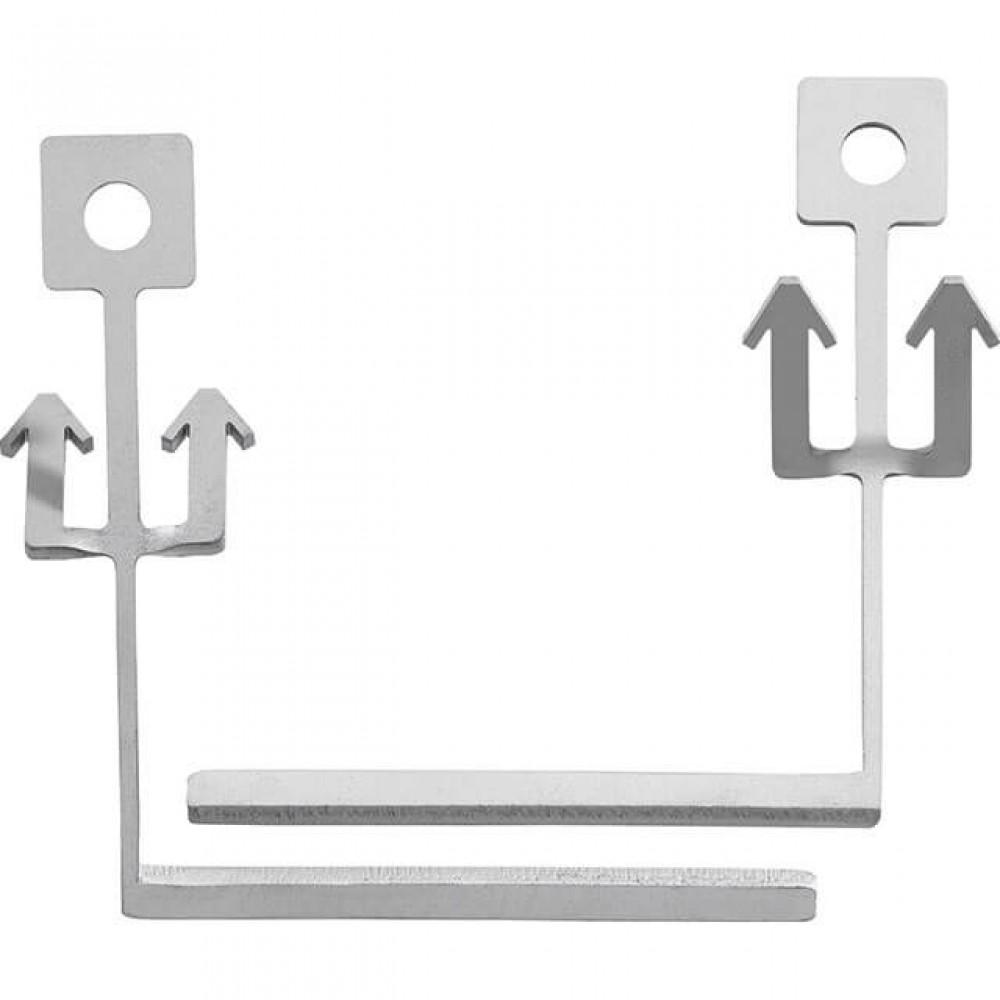 Ключі для демонтажу терасної дошки DOLLE i-CLiPS