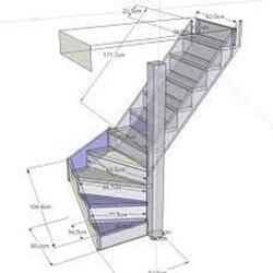 Фото Лестница на заказ DOLLE
