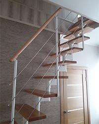 Модульні сходи з металу