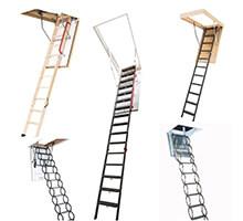 фото Чердачные лестницы